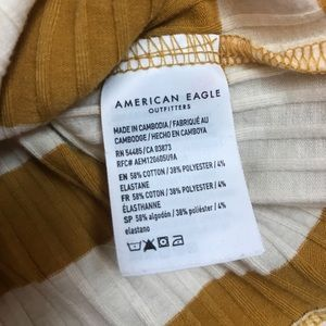 American Eagle Outfitters Tops - Bundle of 2 American Eagle High Neck Tanks